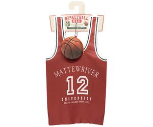 セトクラフト エコバッグ バスケットボール ポーチ ユニフォーム 買い物袋 鞄 持ち歩き サブバッグ 携帯 コンパクト バスケ スポーツ 収納