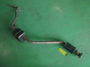 送料無料 ステップワゴン RK2 リアマフラー 18330-SZX-033 4WD 適合確認致します
