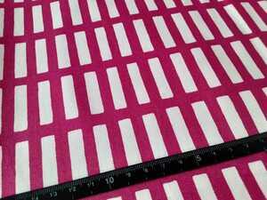 ☆オックス0604☆入園入学準備に!布地 はぎれ 生地 カバン リュック バッグに 幅約100cm×長さ約50cm ⑪547 端に印刷ミスあり!