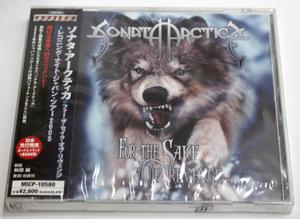 未開封 Sonata Arctica ソナタ・アークティカ 【For The Sake Of Revenge フォー・ザ・セイク・オヴ・リヴェンジ】