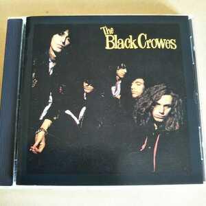 中古CD THE BLACK CROWES /ブラック・クロウズ『SHAKE YOUR MONEY MAKER』国内盤/帯無し PHCR-1003【1216】