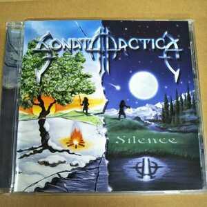 中古CD SONATA ARCTICA / ソナタ・アークティカ『Silence』国内盤/帯無し MICP-10247【1242】
