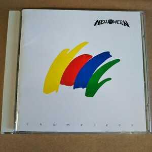 中古CD HELLOWEEN / ハロウィン『chameleon』国内盤/帯無し VICP-8103【1257】