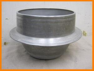 17M1104 業務用 アルミ製 羽釜 φ385×230 厨房用品中古