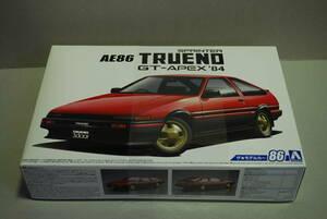 ■●即決 ●新品 1/24 トヨタ AE86 スプリンタートレノGT-APEX '84
