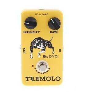 新品● トレモロギター エフェクターペダル ストンプボックス 古典的なチューブアンプ クラシック バンド 音楽 音響 Joyo JF-09