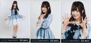 AKB 48 Tanaka Hidako Theater 2018.03 (2) Monthly raw photo 3 types comp