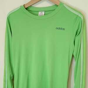 L【adidas/アディダス】MENS/メンズ 男性用 トップス 長袖 ロング シャツ スポーツ ジム マラソン ランニング ジョギング トレーニング