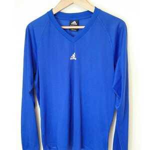 XL/O【adidas/アディダス】MENS/メンズ 男性用 トップス 長袖 ロング シャツ スポーツ ジム マラソン ランニング ジョギング トレーニング