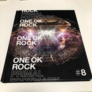 ワンオクロック ONE OK ROCK PRIMAL FOOTMARK #8