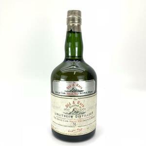 LINLITHGOW リンリスゴー 31年 700ml 52.4% シングルカスク スコッチウイスキー ダグラスレイン 閉鎖蒸留所 古酒 レアボトル管理YI20002214