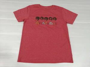 ジャニーズ 嵐 美品 2013年 アラフェス ツアーTシャツ ARASHI  ジャニーズグッズ 両面プリント シモフリボディ◯2618 石