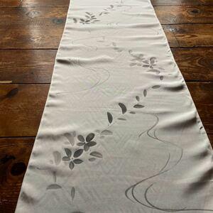 シルク薄手 正絹 花柄 150cm