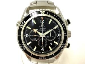OMEGA オメガ シーマスター プラネットオーシャン プロフェッショナル 2210.50 コーアクシャル クロノグラフ メンズ 腕時計 自動巻き