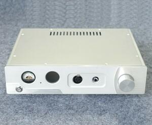 総アルミ製シャーシケース358 ヘッドホンアンプ 真空管アンプ パワーアンプ デジタルアンプ D/Aコンバーター USB DAC PCオーディオ 自作に