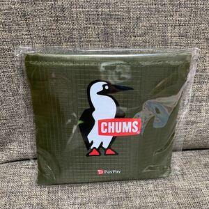 エコバッグ エコバック CHUMS paypay ペンギン ノベルティ 非売品 セブンイレブン