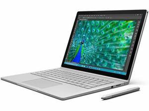 【美品】マイクロソフト Surface book 13.5型ノートPC Windows10 pro Core i5 256GB GPU搭載モデル SX3-00006 Microsoft Office サーフェス