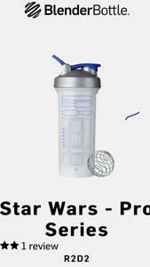 Blender Bottle Star Wars pro seriesシェイカー28oz R2D2
