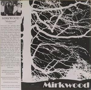 Mirkwood - Mirkwood リマスター限定再発アナログ・レコード