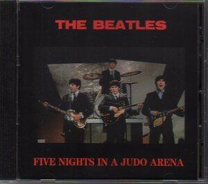 ビートルズ/THE BEATLES「FIVE NIGHTS IN A JUDO ARENA」