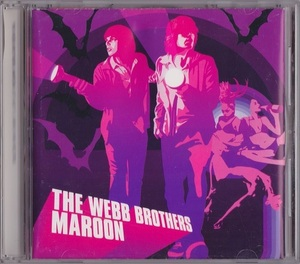 The Webb Brothers / Maroon (輸入盤CD)