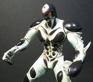 マックスファクトリー『強殖装甲ガイバー#01』より「リベルタス(モードA)」トレーディングフィギュア・コレクト500