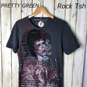 バンドT・ロックT David Buwie デヴィッドボウイ コラボTシャツ 2 PRETTY GREEN 2014年 ●42