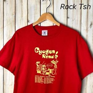 バンドT・ロックT GYOGN REND'S ツアーTシャツ M 2000年 ギョガンレンズ オールド ヴィンテージ ガレージロック ●46