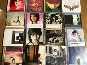S] N0222 BONNIE PINK(ボニピン) CD アルバム 16枚セット let go   reminiscence   golden tears   evil and flowers   even so 他