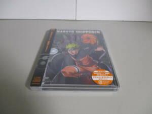 DVD NARUTO-ナルト- 疾風伝 五影集結の章 5 初回版 未開封