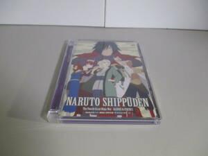 DVD NARUTO-ナルト- 疾風伝 忍界大戦・サスケとイタチ 1