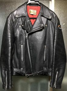 70s Waddington ライダース ロンジャン ヴィンテージ パンク ロッカーズ ルイスレザー ハイウェイマン MASCOT Schott 666 ADDICT CLOTHES