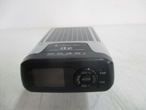 動作未確認中古★Yupiteru ユピテル★スーパーキャット GPSアンテナ一体型コードレスレーダー探知機 S635i★即納