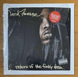 Lord Finesse Return Of The Funky Man Andre The Giant Percy P D.I.T.C. Diamond D Fat Joe O.C. Showbiz & A.G. Big L Buckwild Nas