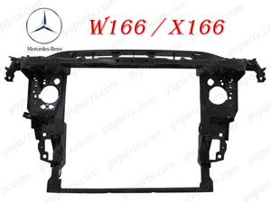 ◆ ベンツ GL クラス X166 2013~2016 ラジエーター コア サポート GL350 166824 GL550 166873 GL63 AMG A 1666201101 166 620 11 01