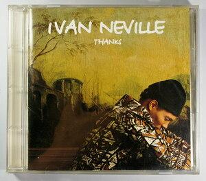 "CD アイヴァン・ネヴィル IVAN NEVILLE ""THANKS"" 国内盤 帯 英語歌詞 日本語解説 歌詞日本語訳 付"
