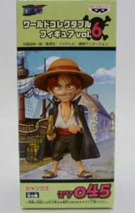 ワーコレ vol.6 シャンクス ワンピース ワールドコレクタブル フィギュア
