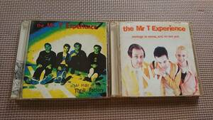 *the Mr. T Experience CDアルバム2枚セット 『night shift at the thrill factory』『revenge is sweet, and so are you』