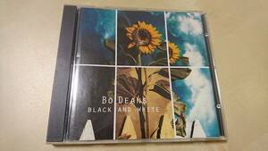 *BODEANS『BLACK AND WHITE』CDアルバム 輸入盤