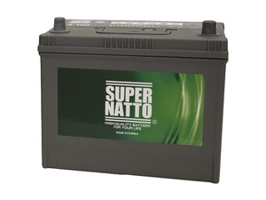 信頼のスーパーナット製!アイドリングストップ車対応バッテリーS-100[65D26L/75D26L/80D26L/85D26L/90D26L/S-85/S-95互換]保証付
