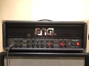 ★美品 ENGL Powerball2 100W フルチューブアンプヘッド ドイツ製 希望小売価格 338000円 クリスタルクリーン~ウルトラハイゲインまで