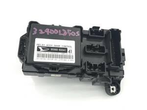 _b32400 ダイハツ タント カスタムVS CBA-L350S ヒューズボックス 室内側 リレー 85980-B2041 L360S