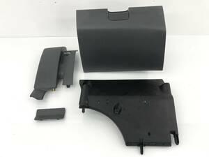 _b32400 ダイハツ タント カスタムVS CBA-L350S グローブボックス 助手席側 ヒューズボックスカバー トリム 内装 LA11 55606-B2010 L360S
