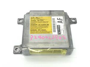 _b32400 ダイハツ タント カスタムVS CBA-L350S SRS エアバッグ エアバッグ コンピューター 未展開 89170-B2380 / 152300-9420 L360S