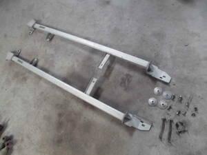 BH5 Legacy GT-B for after market bottom side reinforcement bar light weight aluminium type