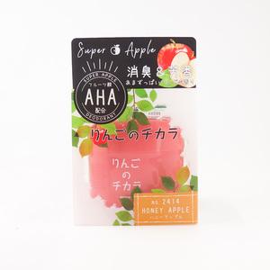 芳香剤 りんごのチカラ ハニーアップル ゲル 90g 置き型 車内 部屋 ダイヤケミカル 2414
