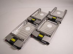 $HP/ヒューレットパッカード サーバー3.5インチHDD/ハードディスク用マウンタ MODEL 411261-001 取付ネジ付属 4台セット