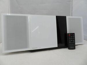 iw102 Panasonic パナソニック コンパクトステレオシステム SC-HC39 中古 現状品