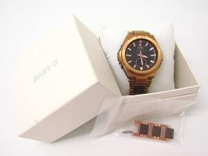 CASIO Baby-G カシオ ベビーG G-MS MSG-W200CG デジアナ腕時計♪AC17468
