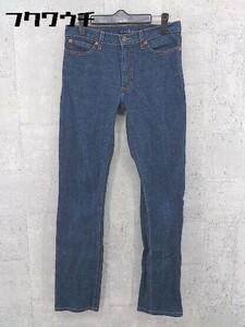 ◇ Earl Jean アールジーン ジーンズ デニム パンツ サイズ27 インディゴ レディース